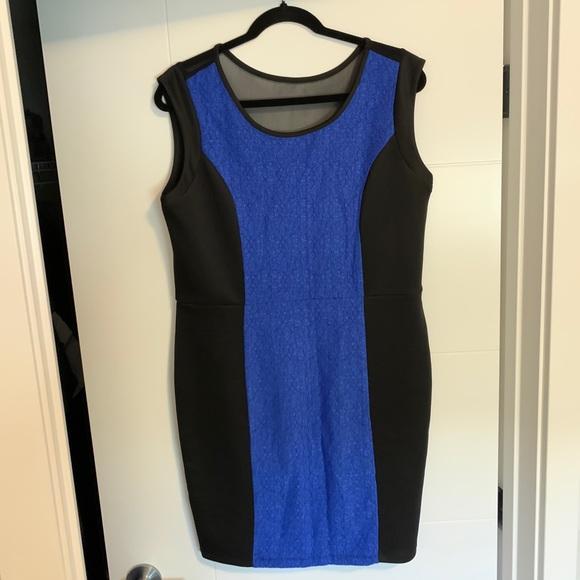 Forever 21 Plus Bodycon Dress NWT